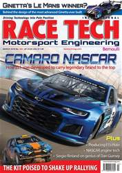 Race Tech issue Race Tech Issue 208