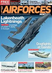 AirForces Monthly issue FREE sample issue 2018