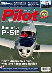 Pilot issue MAR 18