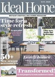 Ideal Home issue March 2018