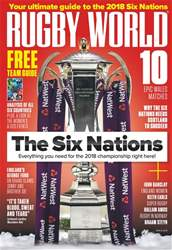 Rugby World issue March 2018