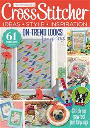 CrossStitcher issue March 2018