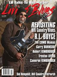 Living Blues issue Living Blues #253