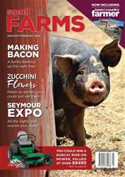 Small Farms issue January / February