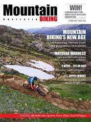 Mountain Biking Australia issue February/March/April 2018