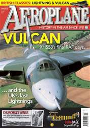 Aeroplane issue  March 2018