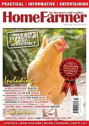 Home Farmer Magazine issue March 2018