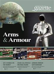 Antiques Trade Gazette issue Arms & Armour 2327