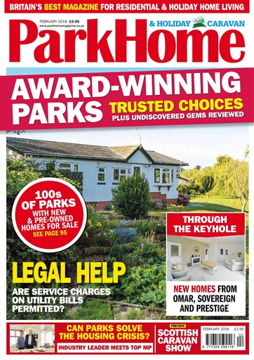 Park Home & Holiday Caravan Digital Issue