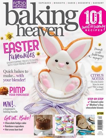 Food Heaven issue Baking Heaven