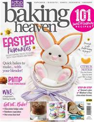Food Heaven issue Baking Heaven