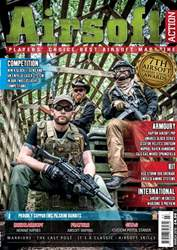 Airsoft Action issue March 2018