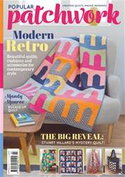 Popular Patchwork Magazine issue Mar-18