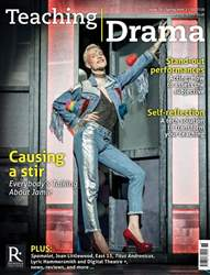 Teaching Drama issue Spring 2 2017/18