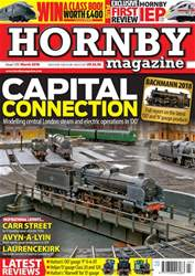 Hornby Magazine issue  March 2018