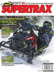 SuperTrax Magazine Cover