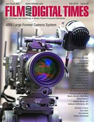 Film and Digital Times issue Feb 2018