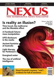 Nexus Magazine issue Feb-Mar 18