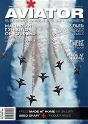 Aviator issue February 2018