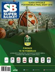Superbasket issue Febbraio 2018
