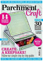 Parchment Craft issue March 2018
