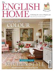 The English Home issue Mar-18