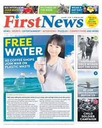 First News Issue 607 issue First News Issue 607