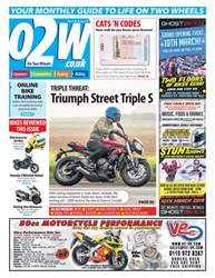 O2W - March 2018 issue O2W - March 2018
