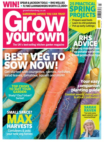 Grow Your Own issue Mar-18