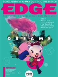 Edge issue March 2018