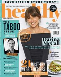 Healthy Magazine issue FREE SAMPLE: MarchApril 2018