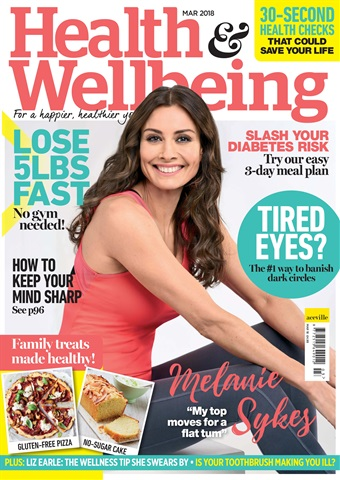 Health & Wellbeing issue Mar-18
