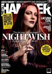 Metal Hammer issue March 2018