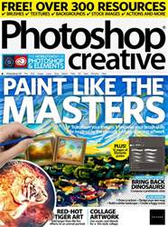 Photoshop Creative Magazine Cover