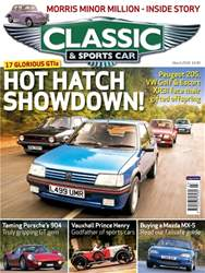 Classic & Sports Car issue March 2018