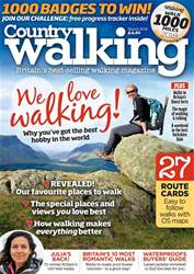 Country Walking issue March 2018