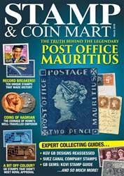 Stamp & Coin Mart issue March 2018