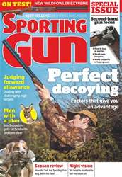 Sporting Gun issue March 2018