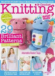 Knitting & Crochet issue March 2018