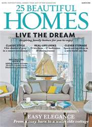 25 Beautiful Homes issue March 2018