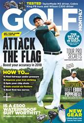 Golf Monthly issue March 2018
