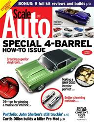 Scale Auto issue April 2018
