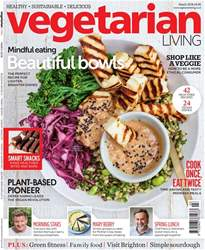 Vegetarian Living issue March-18