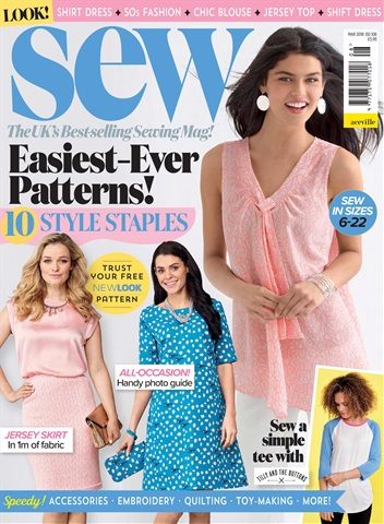 Sew issue Mar-18