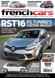 Performance French Cars issue Mar / Apr 18