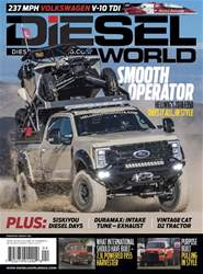 Diesel World issue April 2018