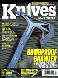 Knives Illustrated issue Mar/Apr 2018