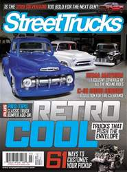 Street Trucks issue March 2018