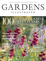 Gardens Illustrated issue February 2018