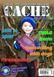 UK Cache Mag issue Issue 34